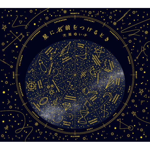 星に名前をつけるとき【CD】