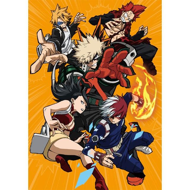 僕のヒーローアカデミア 3rd Vol.6 DVD 初回生産限定版
