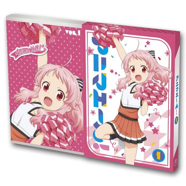 【TOHO animation STORE 限定版】アニマエール! Vol.1 DVD +スゴ技パンツセット