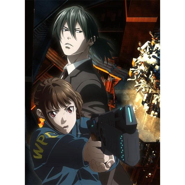 【TOHO animation STORE 限定版】PSYCHO-PASS サイコパス Sinners of the System Case.1 罪と罰 DVD+メモリーキューブセット