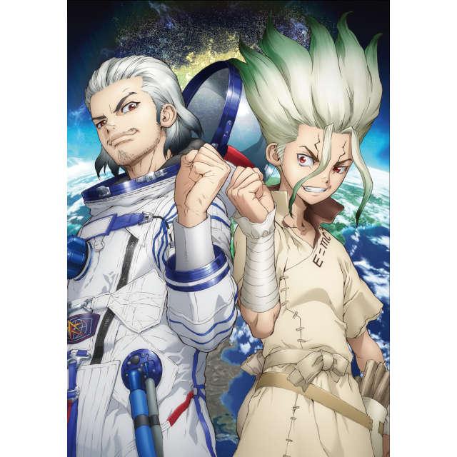 Dr.STONE ドクターストーン Vol.6 DVD【初回生産限定版】