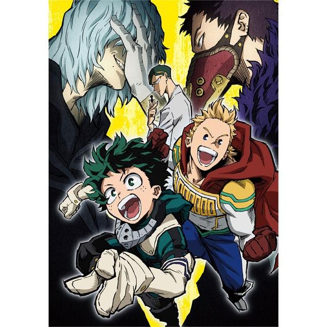 僕のヒーローアカデミア 4th Vol.1 DVD 初回生産限定版