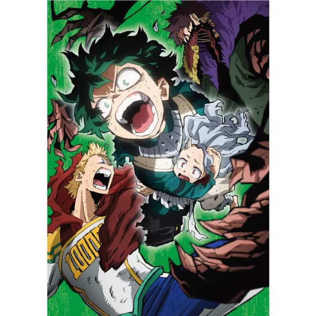 僕のヒーローアカデミア 4th Vol.3 DVD 初回生産限定版