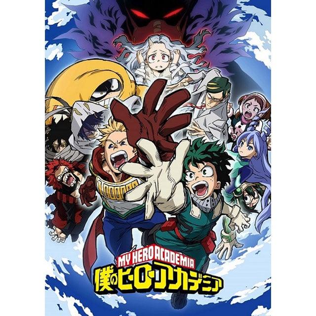 僕のヒーローアカデミア 4th Vol.4 DVD 初回生産限定版