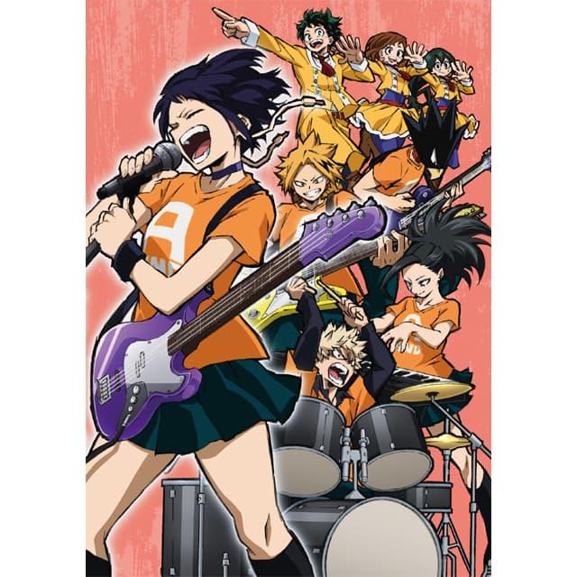 僕のヒーローアカデミア 4th Vol.6 DVD 初回生産限定版