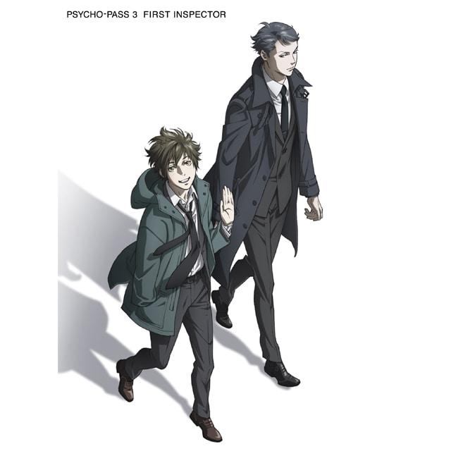 PSYCHO-PASS サイコパス 3 FIRST INSPECTOR DVD 初回生産限定版