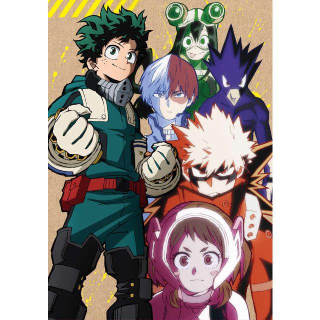 僕のヒーローアカデミア 5th Vol.1 DVD 初回生産限定版