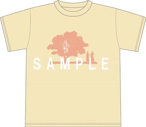 刀剣乱舞-花丸- オリジナルTシャツ Mサイズ