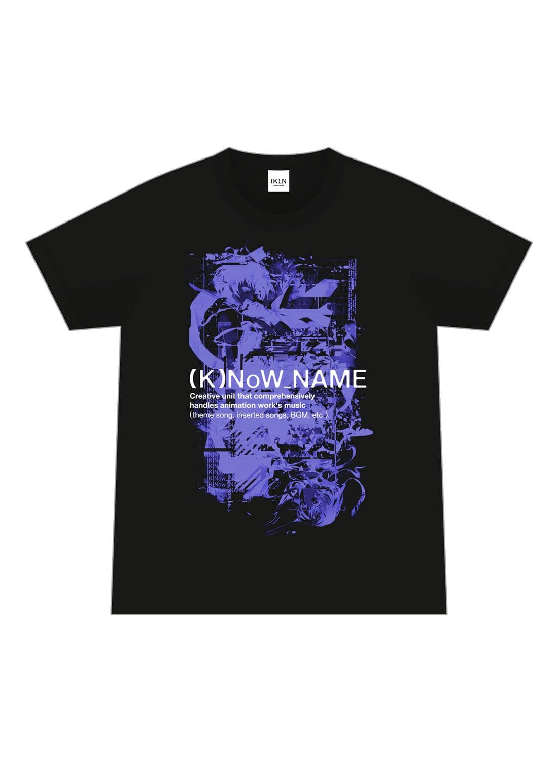"(K)NoW_NAME 1st ""LIVE"" Tシャツ"