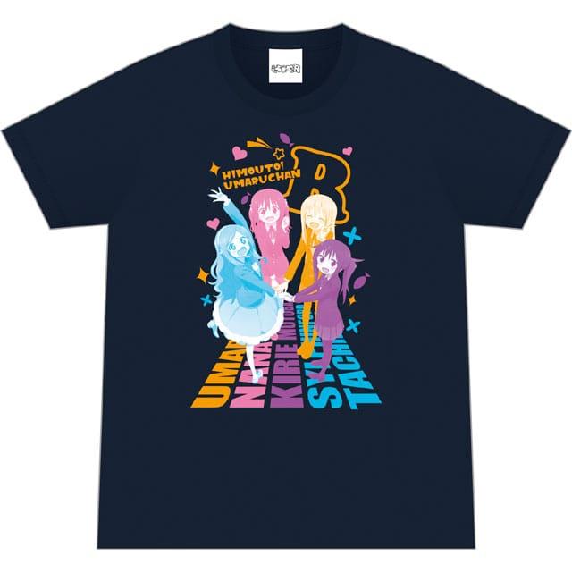 干物妹!うまるちゃんR  「宴・THE REVIVAL〜導かれし者たち〜」イベントTシャツ