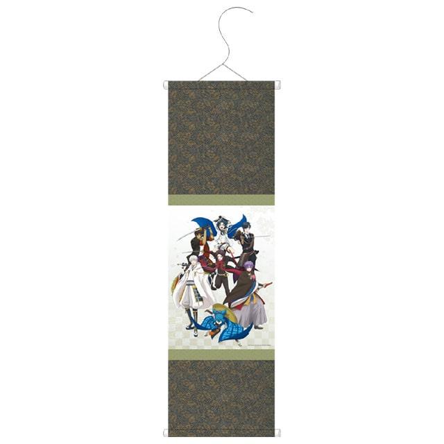 続『刀剣乱舞-花丸-』 描き下ろし掛け軸