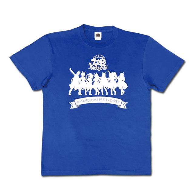 ウマ娘 プリティーダービー 2nd EVENT『Sound Fanfare!』 Tシャツ