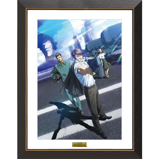 PSYCHO-PASS サイコパス Sinners of the System A3キャラファイングラフ -Case.2 First Guardian-