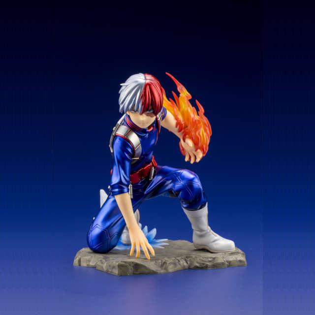 僕のヒーローアカデミア ARTFX J 轟 焦凍 Limited color edition