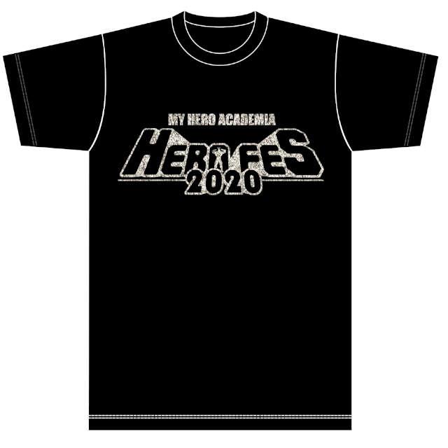 僕のヒーローアカデミア 「HERO FES.<ヒーローフェス>2020」 イベントTシャツ