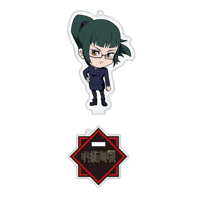 TVアニメ「呪術廻戦」 ちびキャライラスト アクリルスタンドキーホルダー 禪院真希