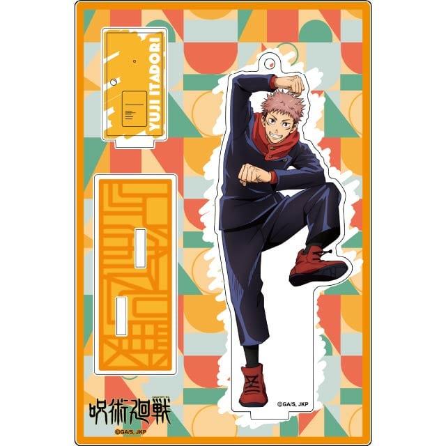 呪術廻戦 アクリルスタンドキーホルダー AnimeJapan 2021 Ver. 虎杖悠仁