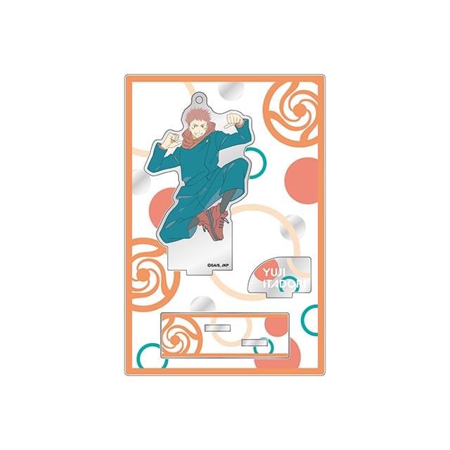 呪術廻戦 じゅじゅフェス 2021 アクリルスタンドキーホルダー 虎杖悠仁